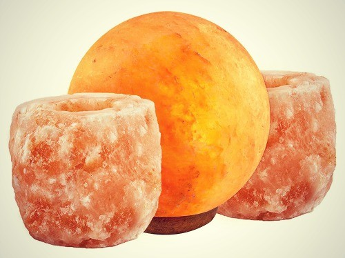 Crystal Allies Himalayan Globe Salt Lamp Review